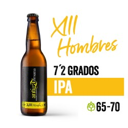 XIII HOMBRES AMERICAN IPA