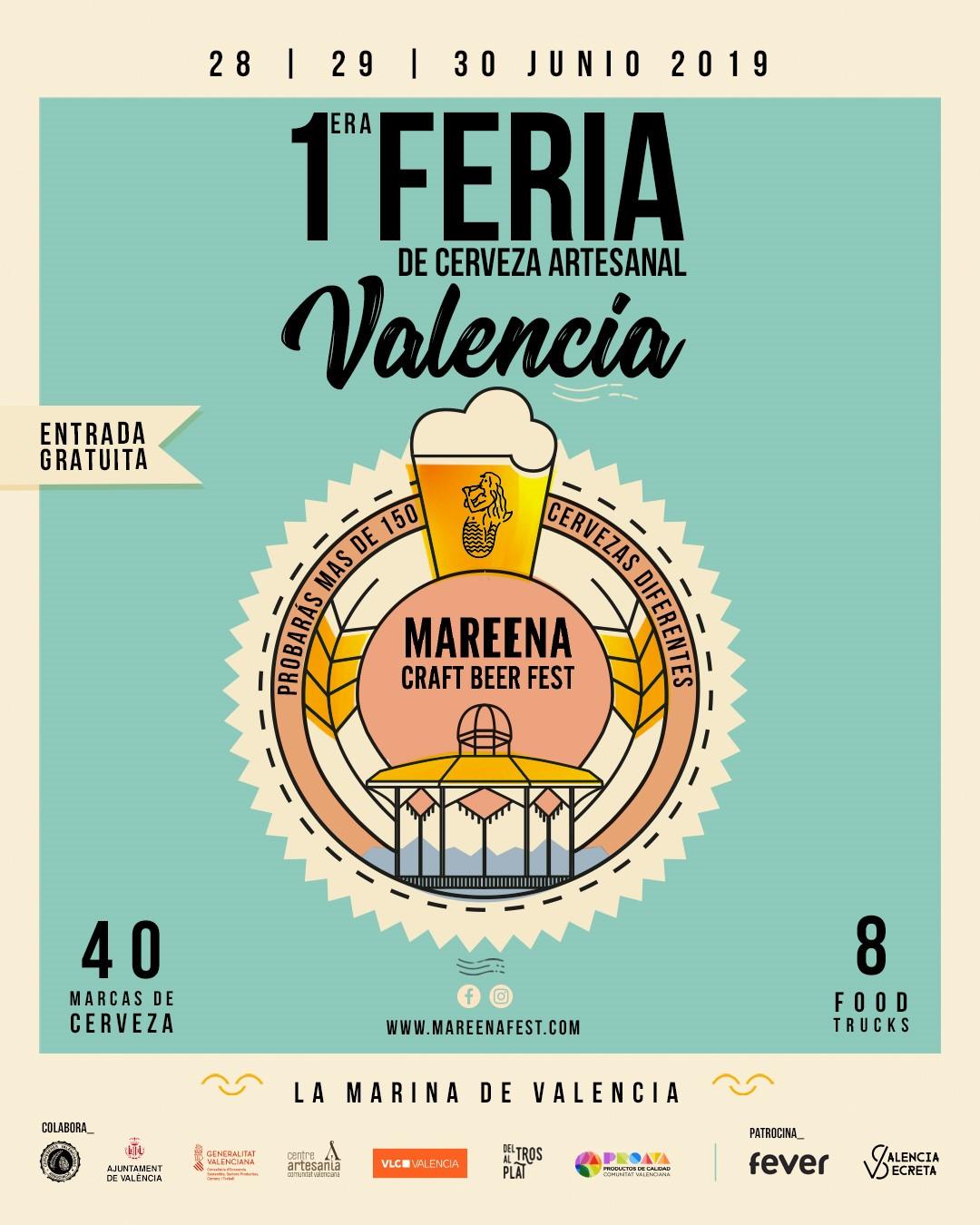 I Feria de la Cerveza Artesana de Valencia